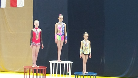 Andrejka 1.místo,  Přerov