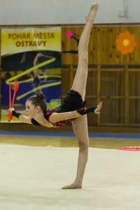 Karolina Stefkova - kadetky starsi